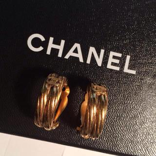 411f57634dd1 シャネル フープイヤリング イヤリングの通販 22点 | CHANELのレディース ...