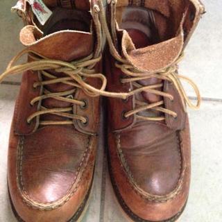 レッドウィング(REDWING)のレガシーマンさん専用✴︎REDWING ブーツ(ブーツ)