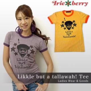 アイリーベリー(Irie Berry)のIRIE BERRY / LIKKLE BUT A TALLAWAH! Tシャツ(Tシャツ(半袖/袖なし))