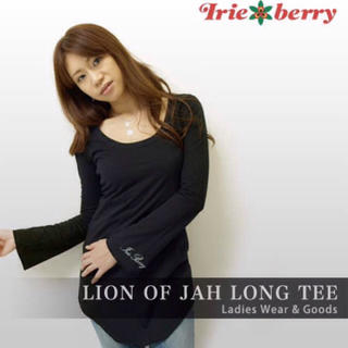 アイリーベリー(Irie Berry)のIRIE BERRY / LION OF JAH LONG TEE(Tシャツ(長袖/七分))