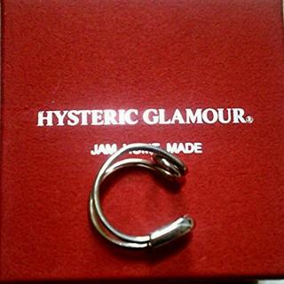 ヒステリックグラマー(HYSTERIC GLAMOUR)のHYSTERIC GLAMOUR  ヒステリックグラマー  安全ピンリング(リング(指輪))