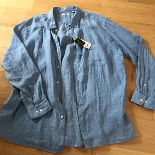 ユニクロ(UNIQLO)のデイジー様専用 3L リネンシャツ(シャツ)