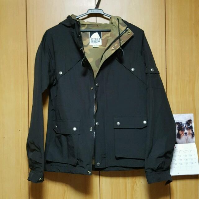 Ungrid(アングリッド)のungrid×SIERRA マウンテンパーカー メンズのジャケット/アウター(マウンテンパーカー)の商品写真