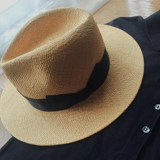 パナマハット(Panama Hat)のGENUINE PANAMA HAT パナマハット(麦わら帽子/ストローハット)