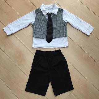 ベルメゾン(ベルメゾン)の男の子セットアップ(ドレス/フォーマル)