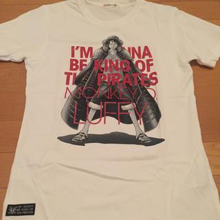 ユニクロ(UNIQLO)のONE PIECE Tシャツ 白(Tシャツ/カットソー(半袖/袖なし))