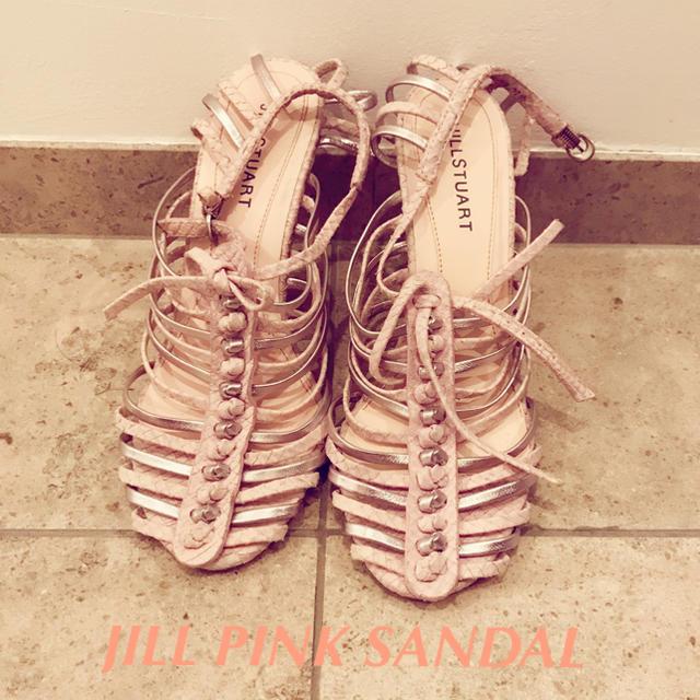 JILLSTUART(ジルスチュアート)のJill Stuart ウェッジサンダル レディースの靴/シューズ(サンダル)の商品写真