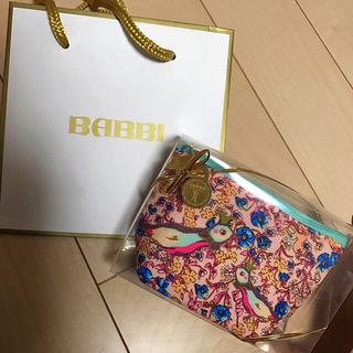 ツモリチサト(TSUMORI CHISATO)のBABBI 限定品 (ポーチ)