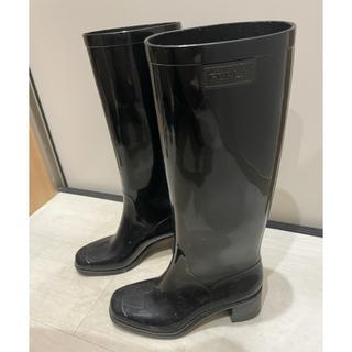 フルラ(Furla)の正規品 フルラ エナメル ブーツ レインブーツ(レインブーツ/長靴)