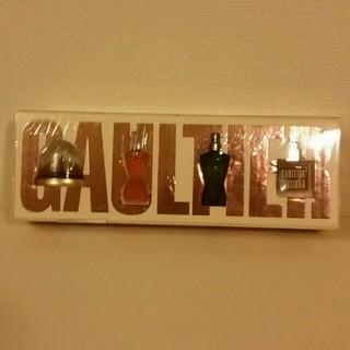 ジャンポールゴルチエ(Jean-Paul GAULTIER)の期間限定値下げ GAULTIE ゴルティエ 香水セット(ユニセックス)