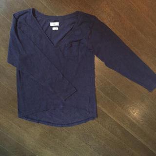 シー(SEA)のSEA VネックロンT(Tシャツ(長袖/七分))