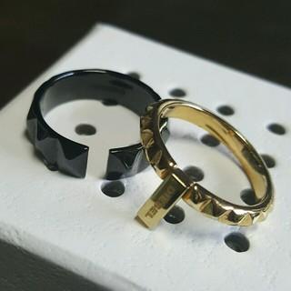 ディーゼル(DIESEL)のディーゼルリング★14号か15号(リング(指輪))