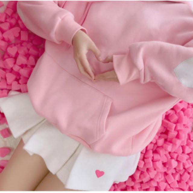 ☆かわいい☆♡ゆめかわ♡スカート♡ホワイト♡Lサイズ レディースのスカート(ミニスカート)の商品写真