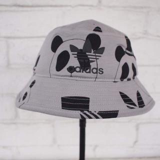 アディダス(adidas)のミニロディーニ アディダス ハット 帽子 48cm(帽子)