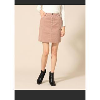 ローリーズファーム(LOWRYS FARM)のローリーズファーム コーデュロイスカート(ミニスカート)