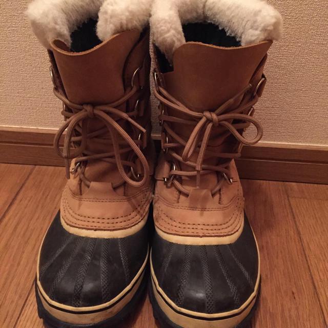 SOREL(ソレル)のソレル カリブーUS7 レディースの靴/シューズ(ブーツ)の商品写真
