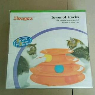 猫用おもちゃ ボール遊び ストレス解消に(猫)