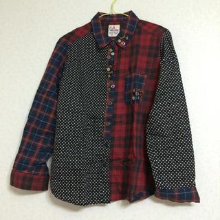 チェックシャツ(その他)