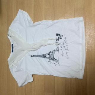 ジエンポリアム(THE EMPORIUM)のエンポリ*Tシャツ白(Tシャツ(半袖/袖なし))