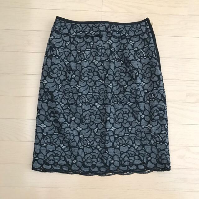 Demi-Luxe BEAMS(デミルクスビームス)のshiori様 Demi luxe beams プリーツスカート+2点 レディースのスカート(ひざ丈スカート)の商品写真