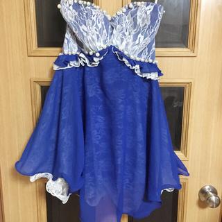 デイジーストア(dazzy store)のキャバ  ドレス  デイジー dazzy store  ヒラヒラ(ミディアムドレス)