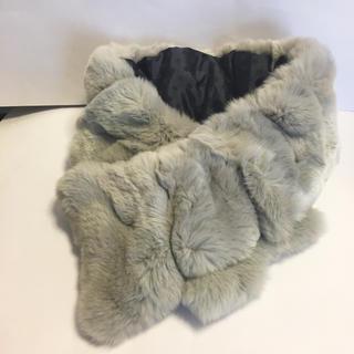 フルラ(Furla)の新品♡ファーチョーカー レッキス100% 毛皮♡(マフラー/ショール)