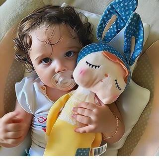 ボンポワン(Bonpoint)のうさみみ人形♡(ぬいぐるみ)