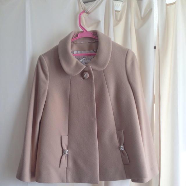 Feroux(フェルゥ)のコート♡ レディースのジャケット/アウター(ピーコート)の商品写真