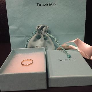 ティファニー(Tiffany & Co.)の18金 ティファニー リング(リング(指輪))