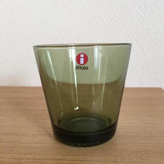 イッタラ(iittala)のイッタラ カルティオ フォレストグリーン タンブラー 1個 (グラス/カップ)