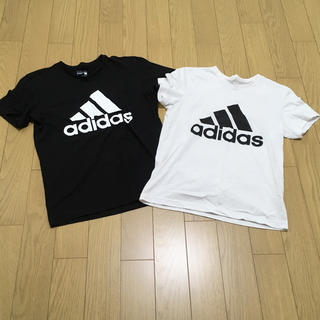 アディダス(adidas)のadidas ペアルック Tシャツ(Tシャツ/カットソー(半袖