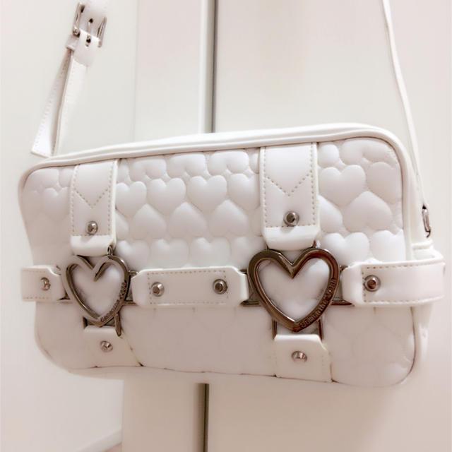Samantha Thavasa(サマンサタバサ)のサマンサ♡ホワイトショルダー レディースのバッグ(ショルダーバッグ)の商品写真