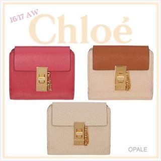 クロエ(Chloe)のchloe 折りたたみ財布 ❤︎(折り財布)