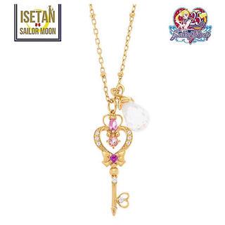 サマンサティアラ(Samantha Tiara)の「美少女戦士セーラームーン×サマンサティアラ」時空の鍵 ネックレス(ネックレス)
