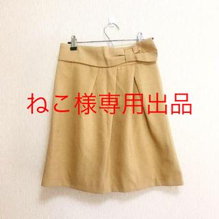 ロペピクニック(Rope' Picnic)の美品 ロペピクニック スカート(ひざ丈スカート)