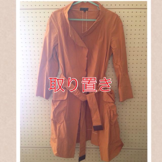 ザギンザスプリングコート レディースのジャケット/アウター(スプリングコート)の商品写真