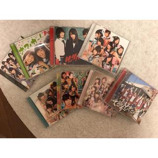 エヌエムビーフォーティーエイト(NMB48)のNMB48CD8枚セット(ポップス/ロック(邦楽))