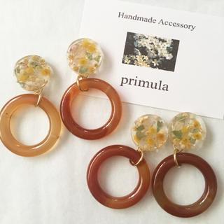 Mimosa pierce(ピアス)