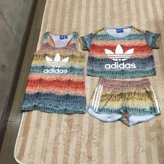 アディダス(adidas)の限定販売 正規品 adidas オリジナルス セット(Tシャツ/カットソー(半袖/袖なし))