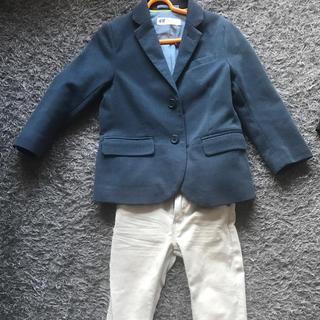 エイチアンドエム(H&M)のジャケットセット(ジャケット/上着)