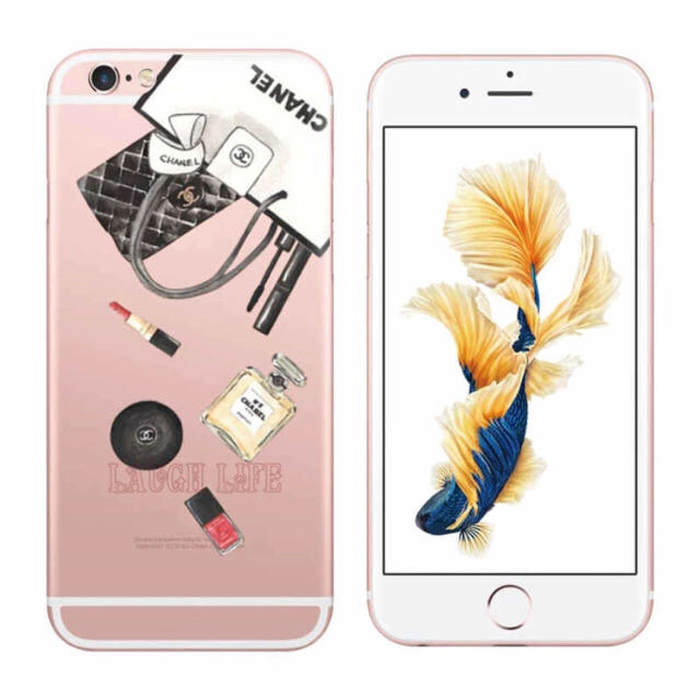 iphone7plus ケース 派手 | iPhone7 iPhone6 カバー シャネル CHANEL好きな方へ の通販 by こぱんだ's shop|ラクマ