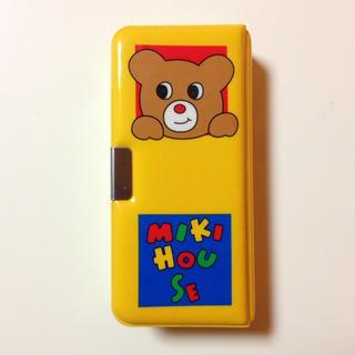 ミキハウス(mikihouse)のミキハウス ミニ筆箱 色鉛筆(色鉛筆 )