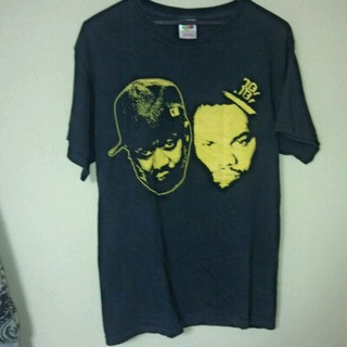Ghostface Killeh × reakwon tシャツ