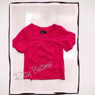ビームス(BEAMS)のRayBeams Aラインシャツ(カットソー(長袖/七分))