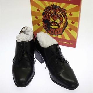 ジェフリーキャンベル(JEFFREY CAMPBELL)のJEFEREY CAHPBELL レースアップシューズ(ローファー/革靴)