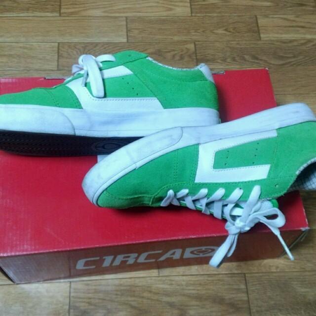 CIRCA(サーカ)のCIRCA スニーカー美品 メンズの靴/シューズ(スニーカー)の商品写真