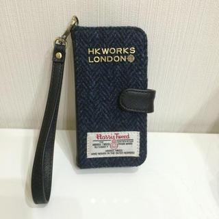シマムラ(しまむら)のしまむら ハリスツイード コラボ iPhone5Sケース(モバイルケース/カバー)
