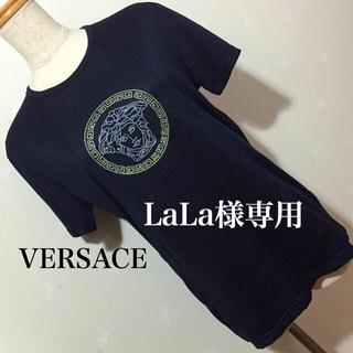 ヴェルサーチ(VERSACE)のVERSACEクールスポーツシャツ正規品(Tシャツ/カットソー(半袖/袖なし))