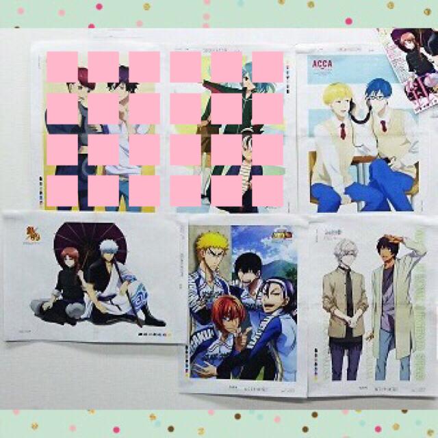 【PASH!】 2017年4月号 雑誌本体(※ユーリ!!! 含まず) エンタメ/ホビーのアニメグッズ(ポスター)の商品写真
