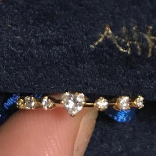 アーカー(AHKAH)のアーカー レメディ リング ダイヤモンド 9号(リング(指輪))